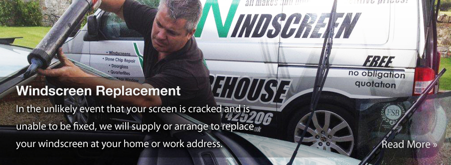 Windscreen Warehouse - Windscreen Repair and Replacement Somerset